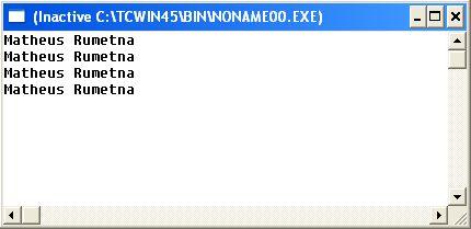 contoh program sederhana perulangan while 2